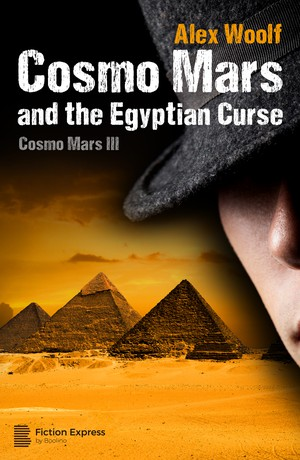 Cosmo Mars and the Egyptian Curse