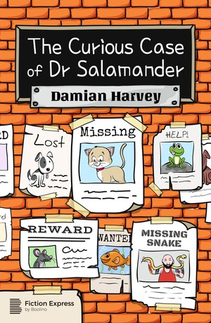 The Curious Case of Dr Salamander