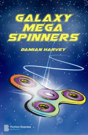 Galaxy Mega Spinners