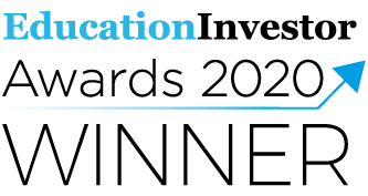 Education Investor Awards 2020. Winner 2020